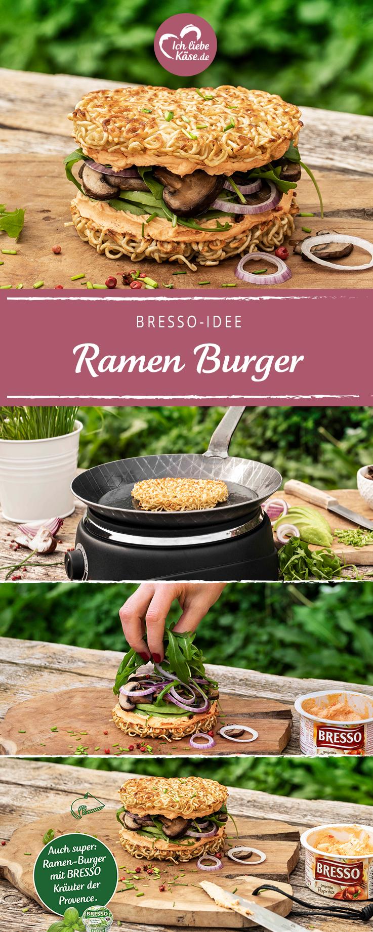 Ramen-Burger #recettesympa