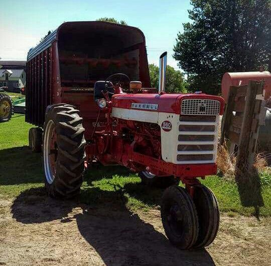 Ih 560 Turbo : Farmall diesel … pinteres…