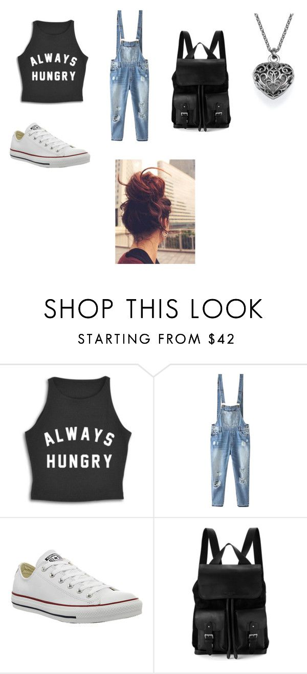 """Wattpad"" by lasanhadoharry ❤ liked on Polyvore featuring Relaxfeel, Converse and Aspinal of London"