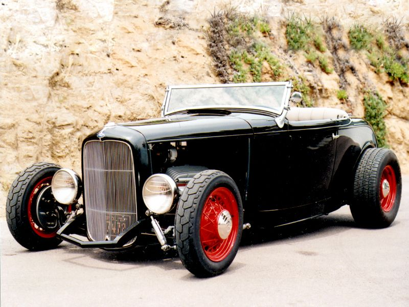32 Ford Roadster   Mean Machines.   Pinterest   Ford, 1932 ford ...