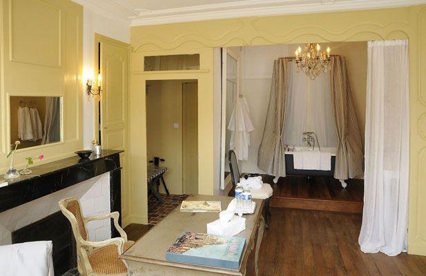 L Hotel De Suhard Chambres D Hotes De Charme Romantique A Belleme