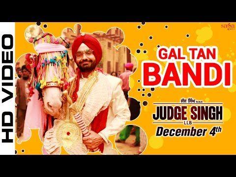 Presenting The New Punjabi Wedding Song Of Season Dance Like Crazy On Beats Latest Bhangra Gal Tan Bandi In Voice Ravi