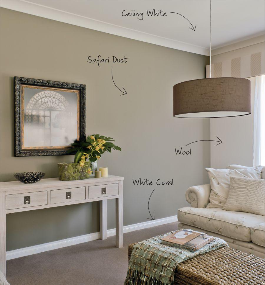Berger Paints Interior Decoration Lounge room colours ...