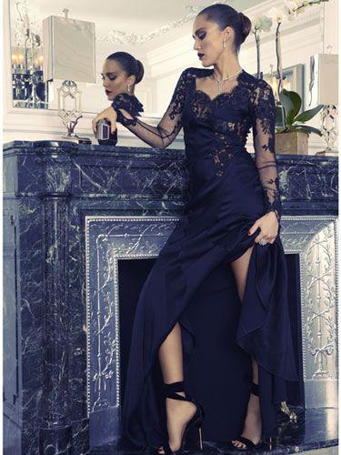 Jessica Alba Fashion Photos - Marie Claire