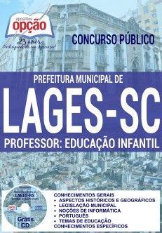 PROFESSOR  - EDUCAÇÃO INFANTIL
