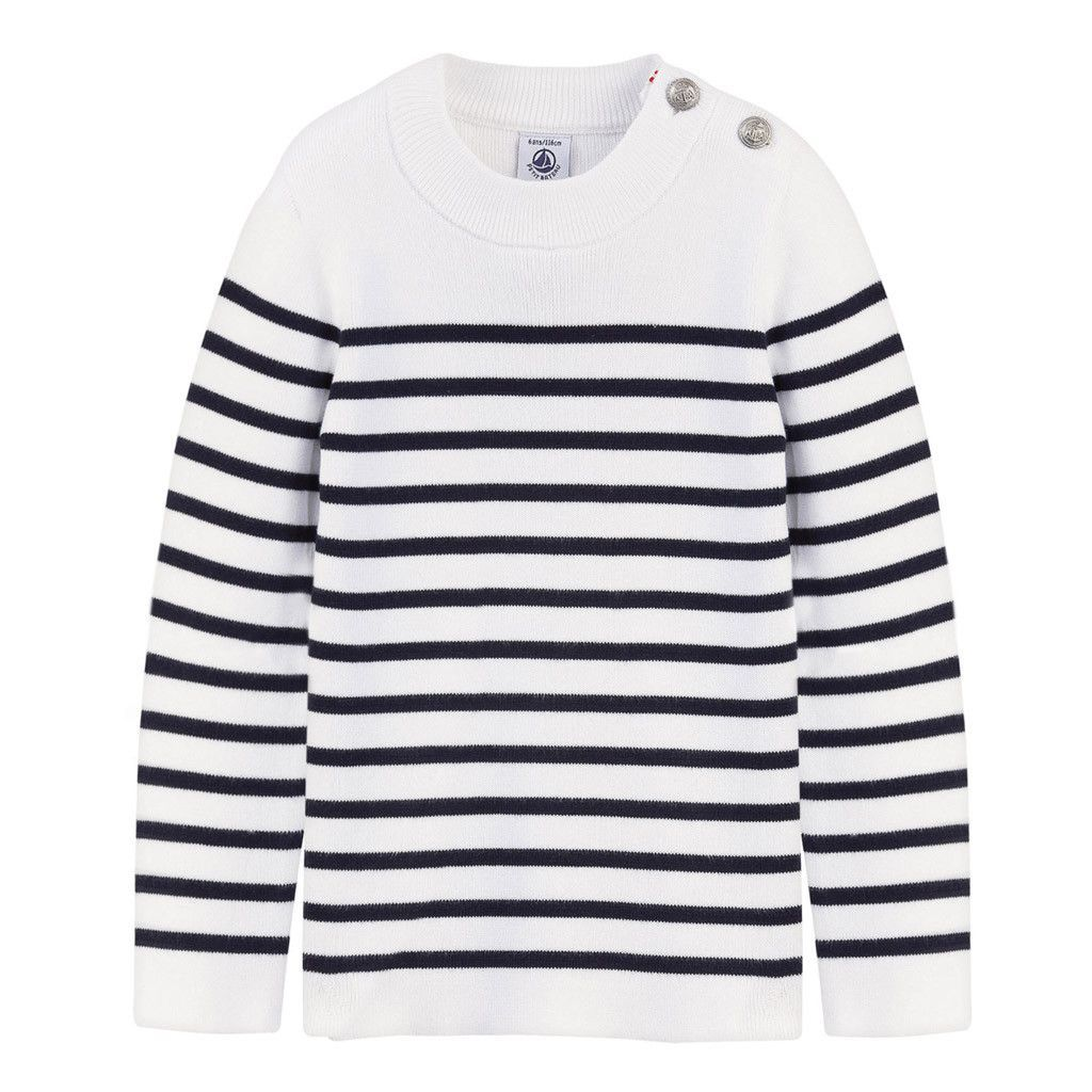 Boy Striped Sweater