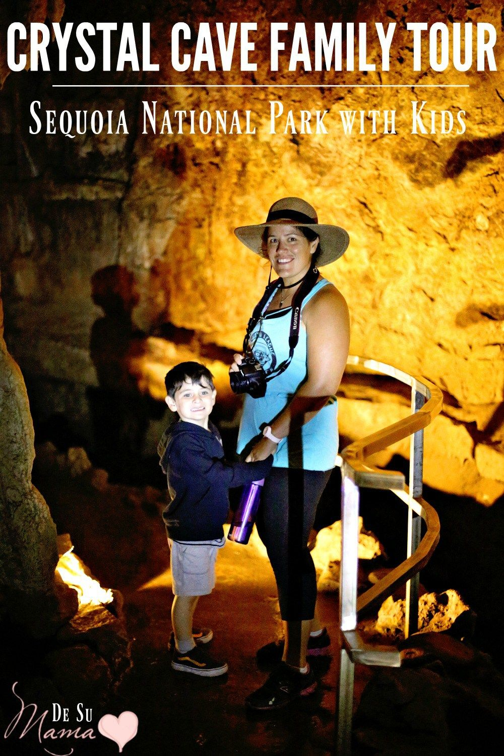 Crystal Cave at Sequoia National Park with Kids