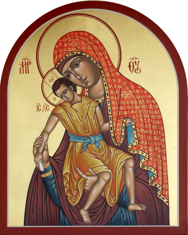 Holy-Icons » Theotokos