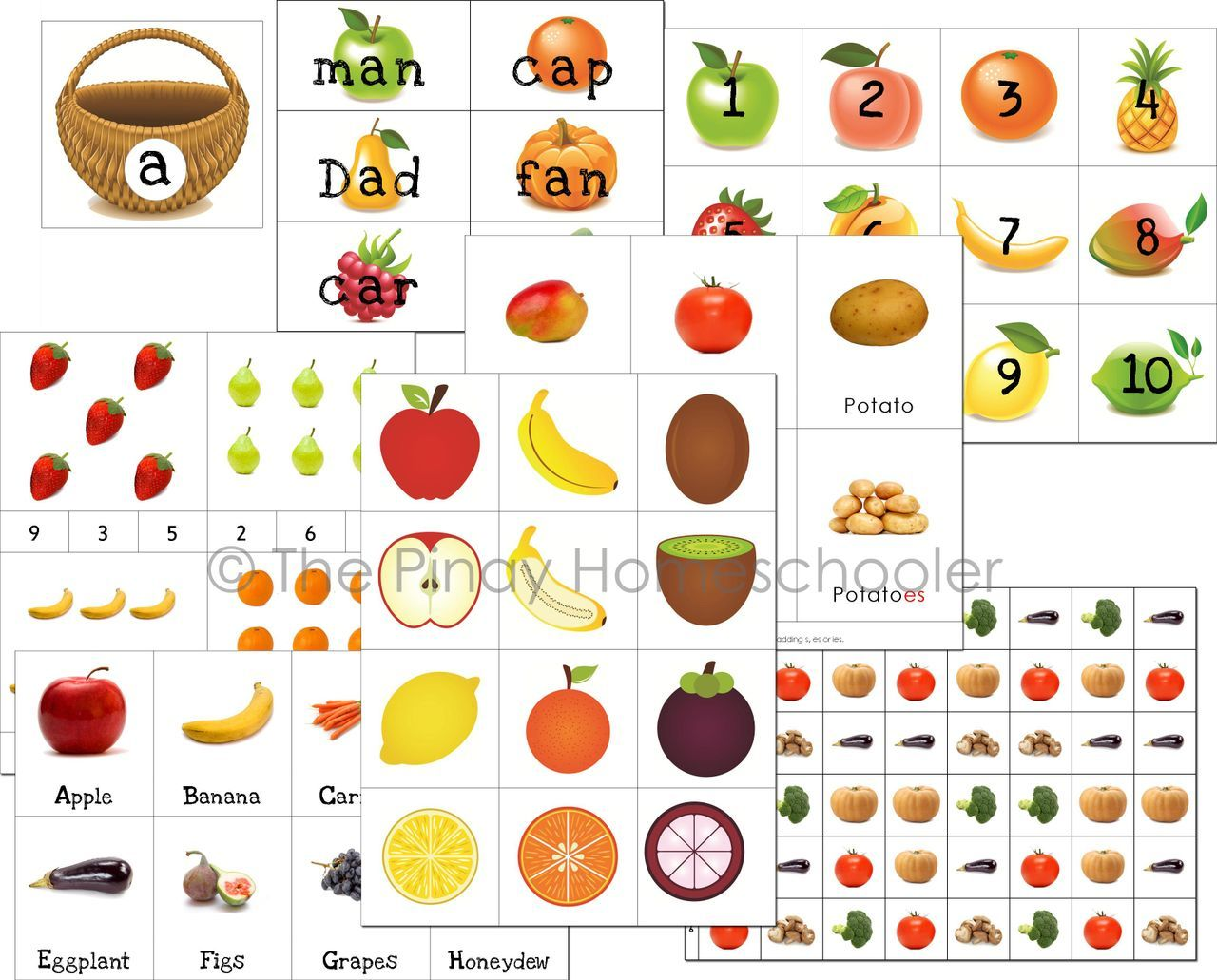 Language Learning Materials For Toddlers With Free