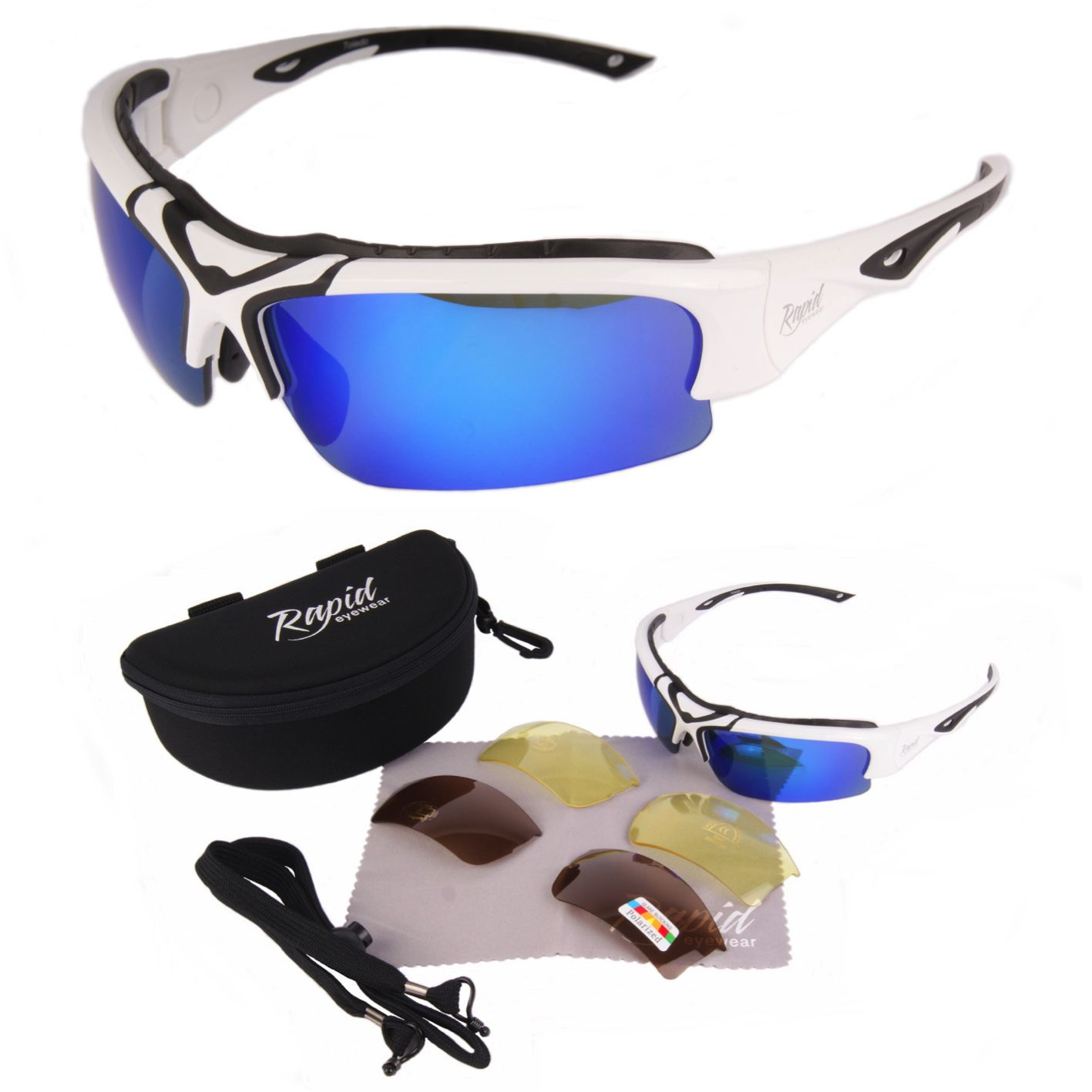 Toledo Sunglasses For Athletics Running sunglasses