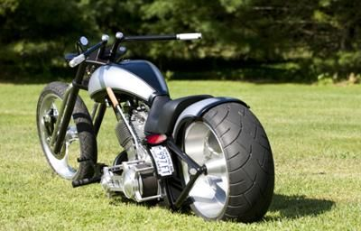 Pro Street Difference | Motorcycle | Totally Rad Choppers