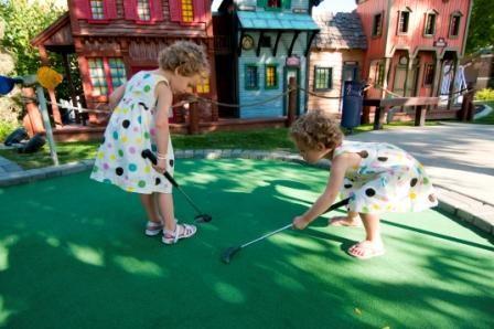 Miniature golf meridian idaho