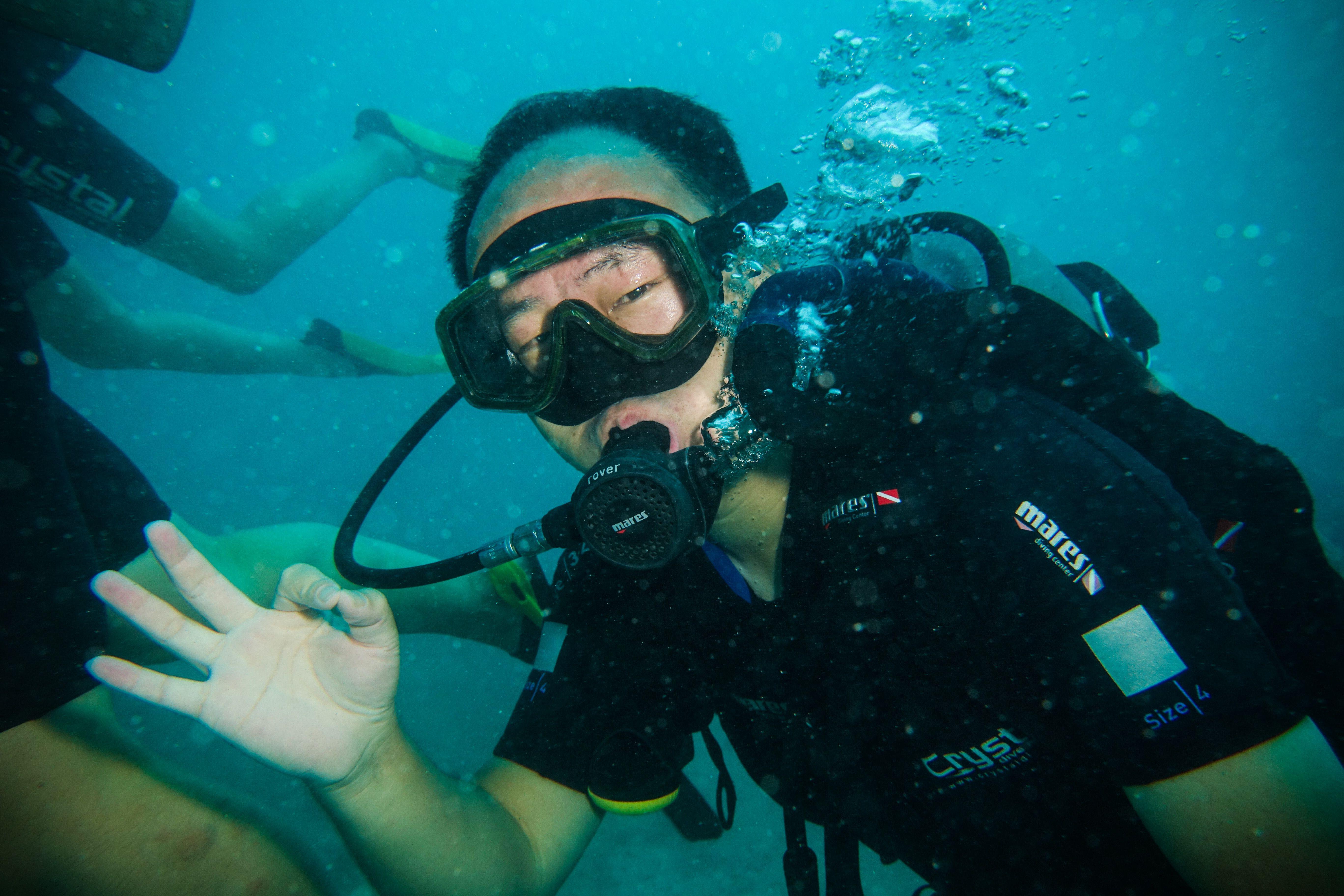 Koh Tao Diving Courses Crystal Dive Scuba Diving Thailand