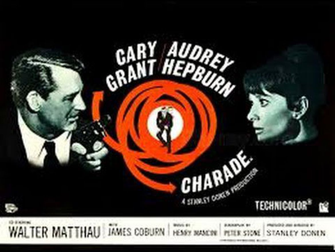 11 Great Movies You Can Watch For Free On Youtube Charade Movie Charades Cary Grant