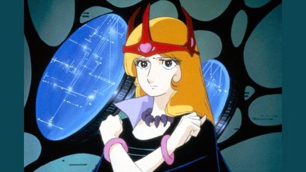 Queen Millennia 新竹取物語 1000年女王 1981