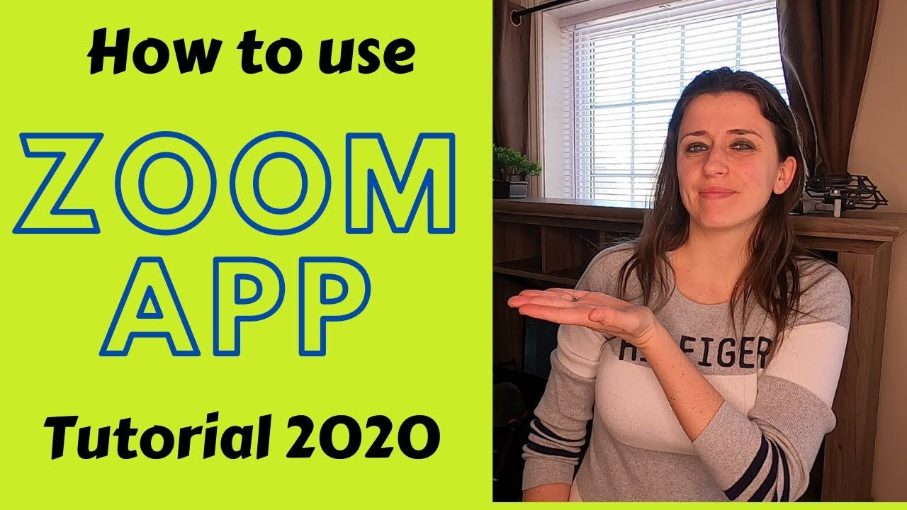 Pin on Zoom Video Conferencing Tutorial