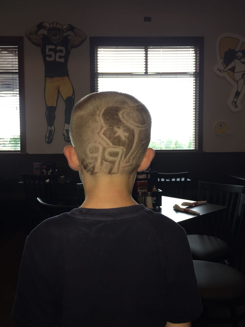 Jj Watt Hair Tattoo Green Bay Packersjordy Nelsontexansjjwatt