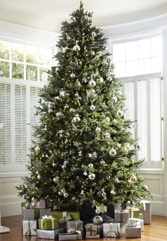 traditional christmas tree - Traditional Christmas Tree Decorating Ideas
