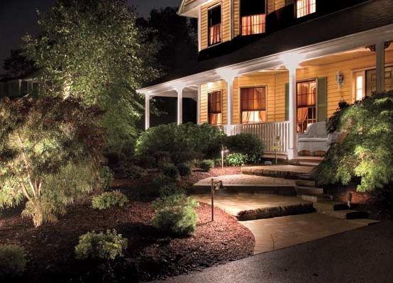 4 Outdoor Lighting Upgrades For Summer Entertaining Landscape Lighting Design Outdoor Landscape Lighting Led Landscape Lighting