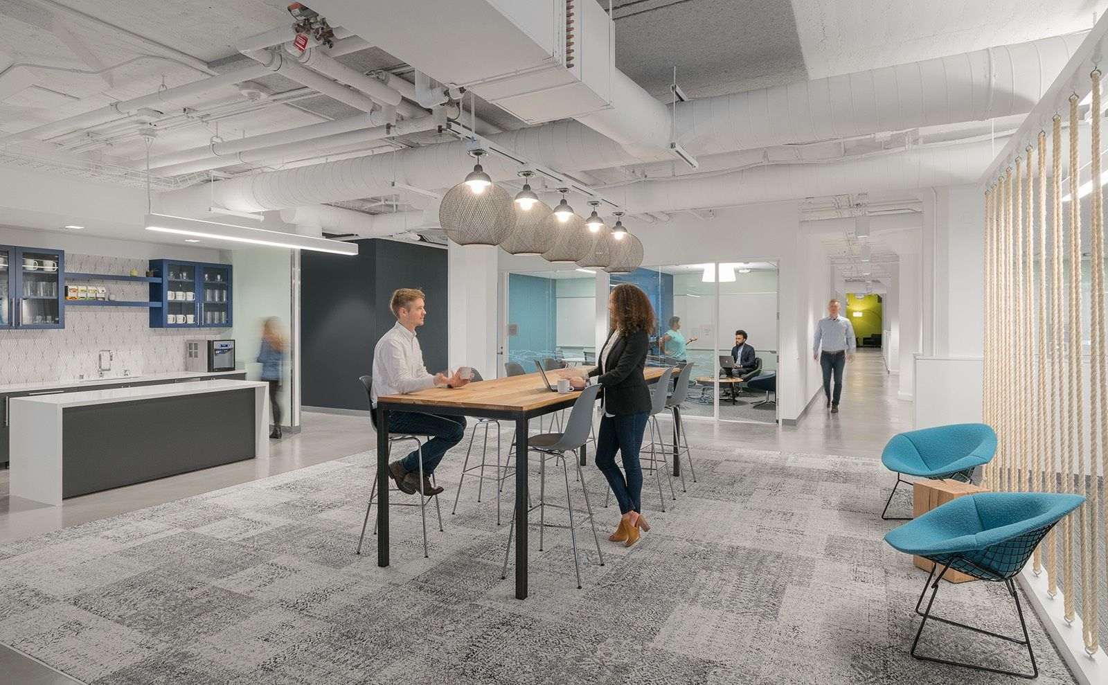 A tour of microsofts new san francisco office expansion microsoft