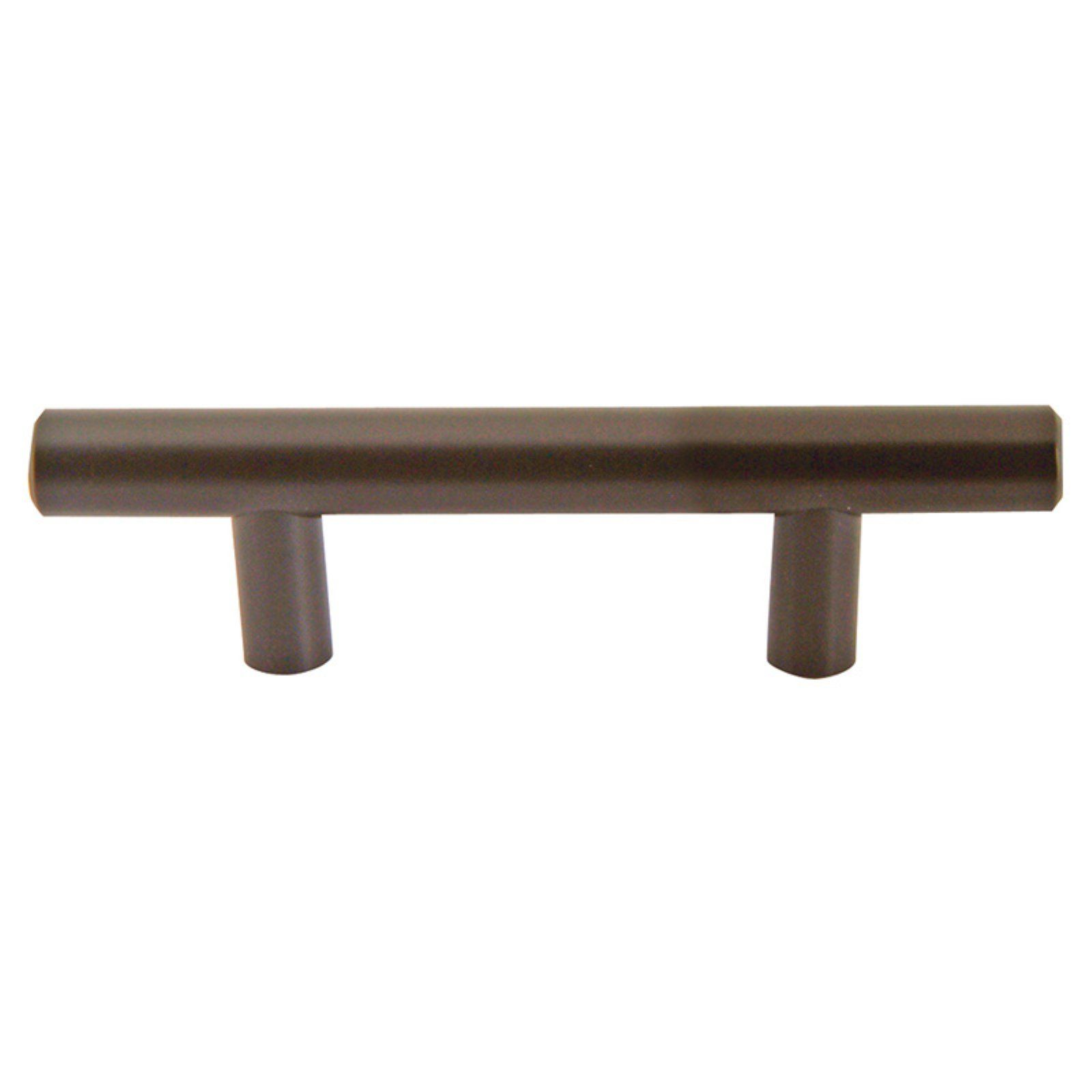 Atlas Homewares A820 Bn Linea Rail Cabinet Pull Cabinet Drawer