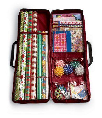 Bon Rubbermaid FG3P1600CRNCR 40 Inch Gift Wrap Organizer