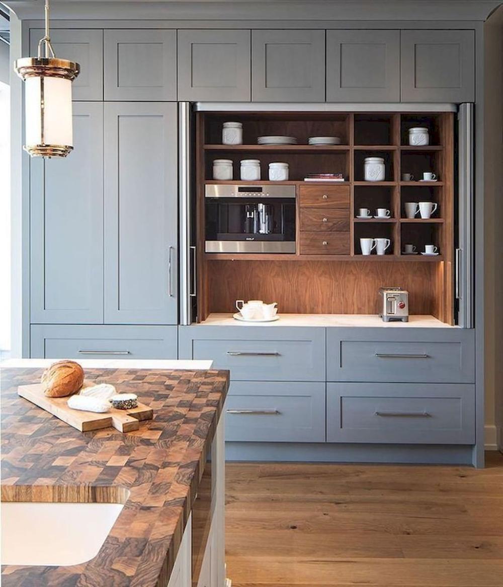 Simple Coffee Kitchen Decor   Interior design kitchen, Minimalist ...