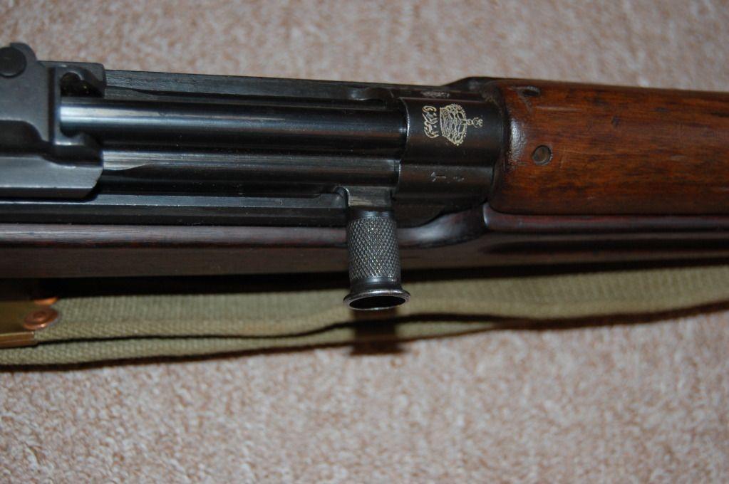 Le FN49 version Roi Farouk