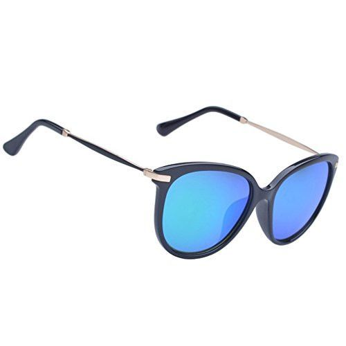 0de391e8aa1 Women s Polarized Sunglasses Cat Eye Sunglasses Aviator Wayfarer Sunglasses +Case