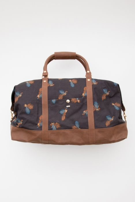 OBEY Light As A Feather duffle