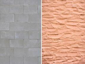 How To Stucco A Cinder Block Wall Cinder Block Walls Concrete Block Walls Block Wall