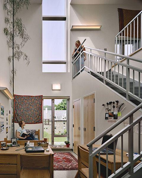 Swarthmore College Residence Halls William Rawn