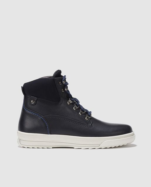 botas vans negras