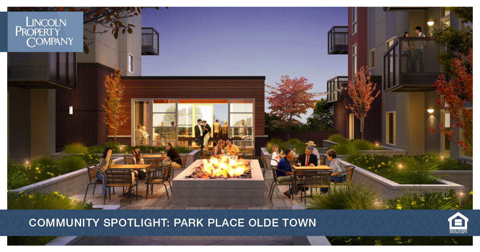 Park Place Olde Town offers thoughtfully designed, luxurious apartments located on beautiful McIlvoy Park in the heart of vibrant Olde Town #Arvada. This community is just steps away from the area's best shops and restaurants as well as the new RTD Olde Town Station. Residents will enjoy walk-in closets, courtyards with gorgeous views, and more in a very walkable area.