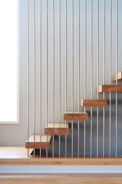 Suspended Stair Design, Pictures, Remodel, Decor And Ideas   Page 10
