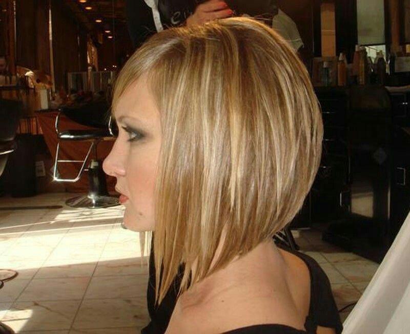 Sling bob | Style | Pinterest | Bobs, Haircuts and Srter hair cuts