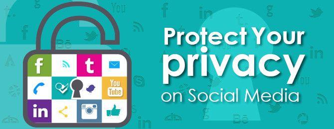 Privacy On Social Media Sites   Social media site, Social