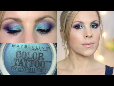 Maybelline Color Tattoo Blue