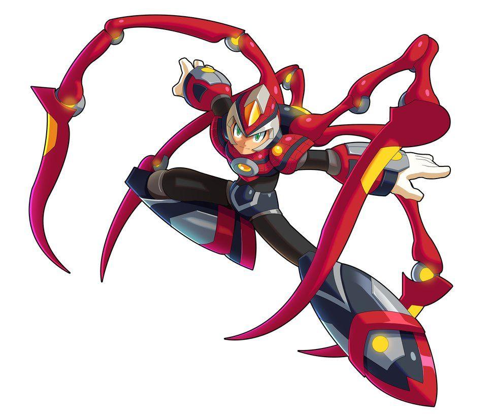 28++ Megaman mavericks info