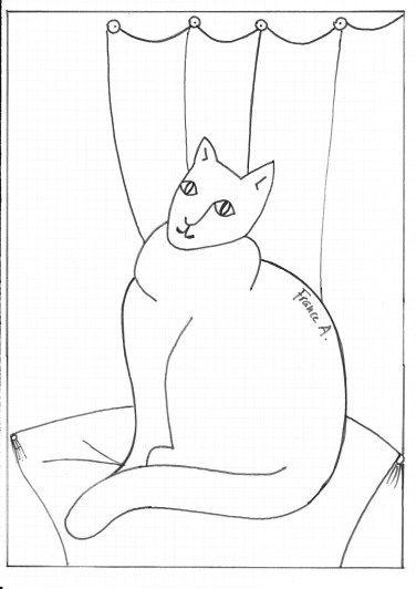 Chat Botero   Cats   Pinterest   Art for kids, Art and Cat art
