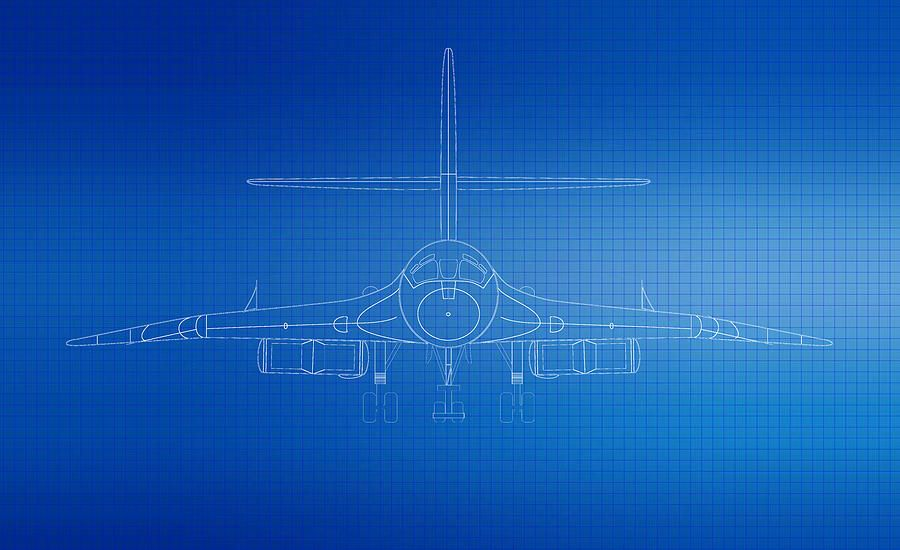 outer space fighter blueprint superior 1440x900 wallpaper - new blueprint background image