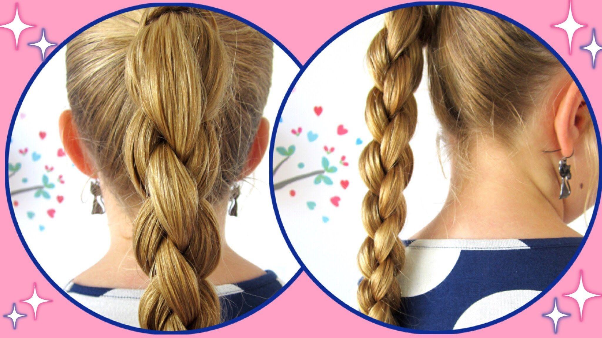 Haarschnitt 4 zopfe