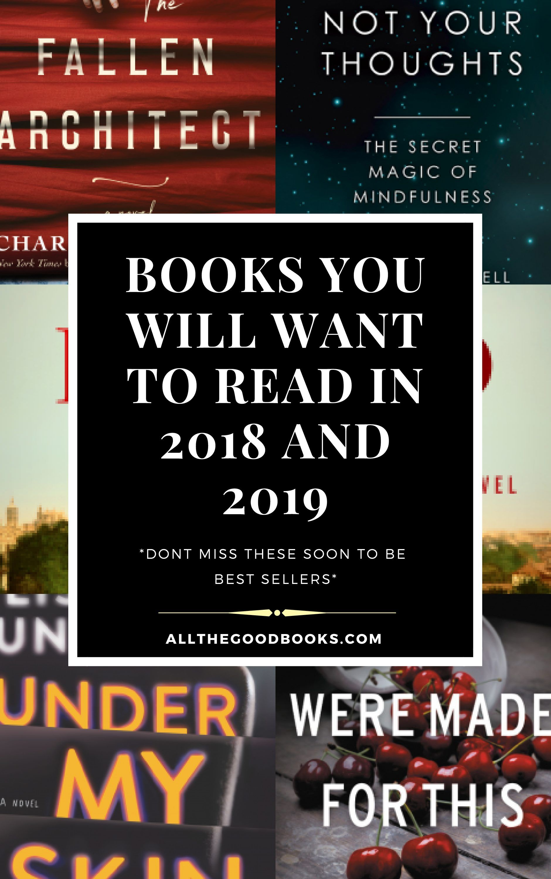 recommended books to read 2019