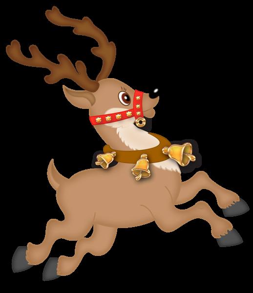 reindeer clip art | Cute Reindeer PNG Clipart | Rudolph ...
