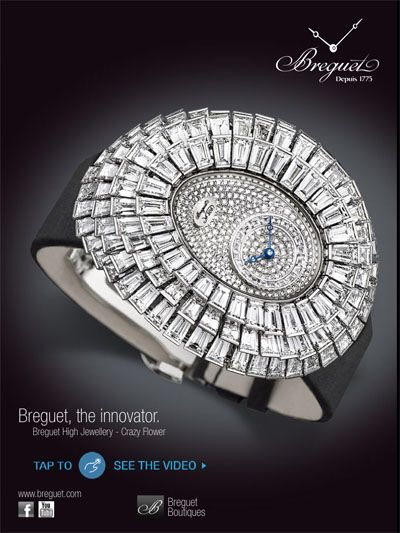 Image from http://www.luxurydaily.com/wp-content/uploads/2012/10/breguet-departures-ad.jpg.