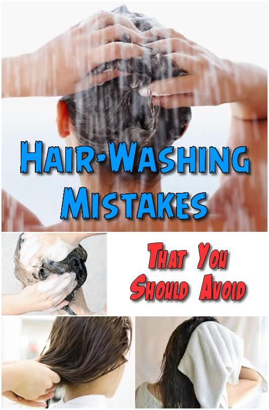 how to avoid washing hair daily