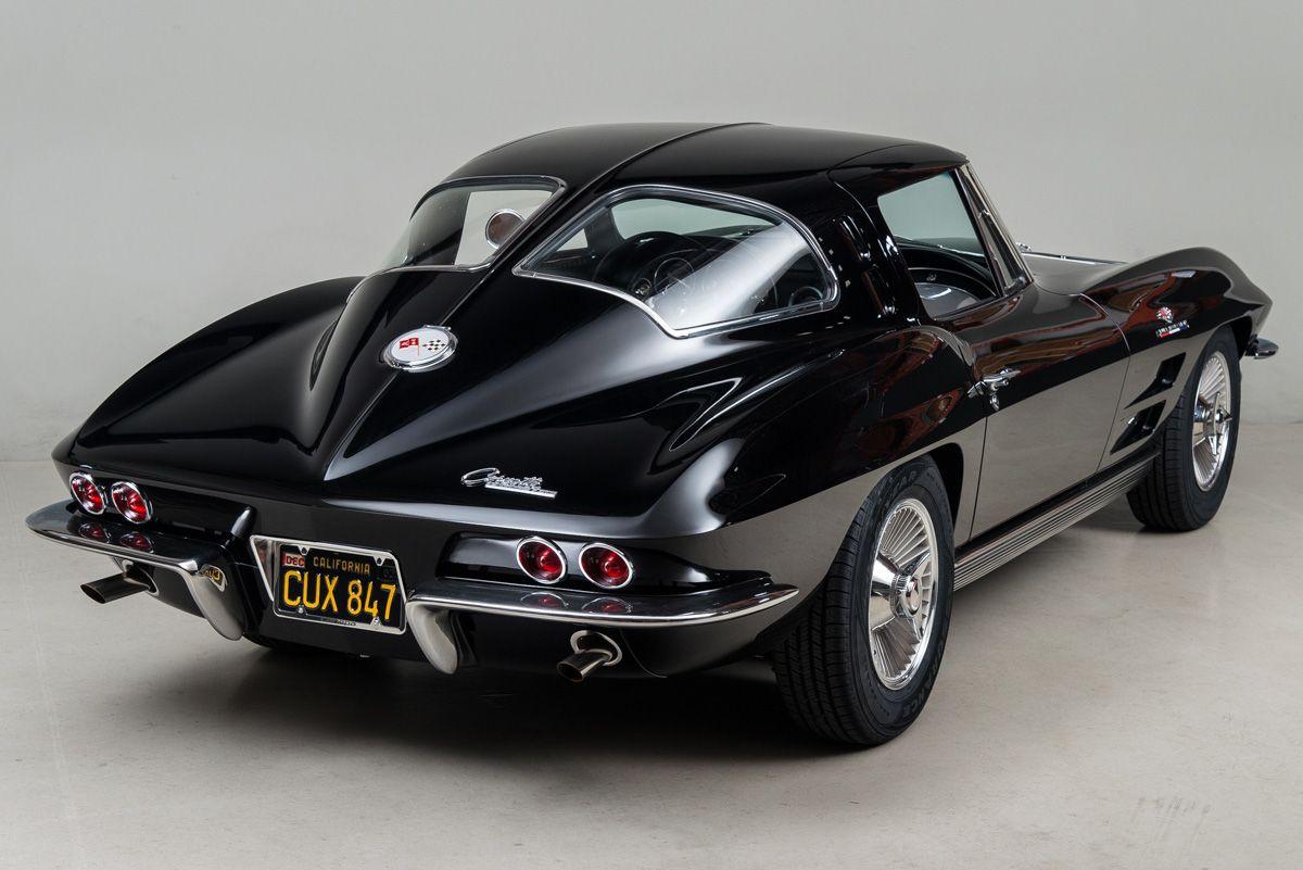 1963 Chevrolet Corvette Stingray Split Window Coupé | Cars