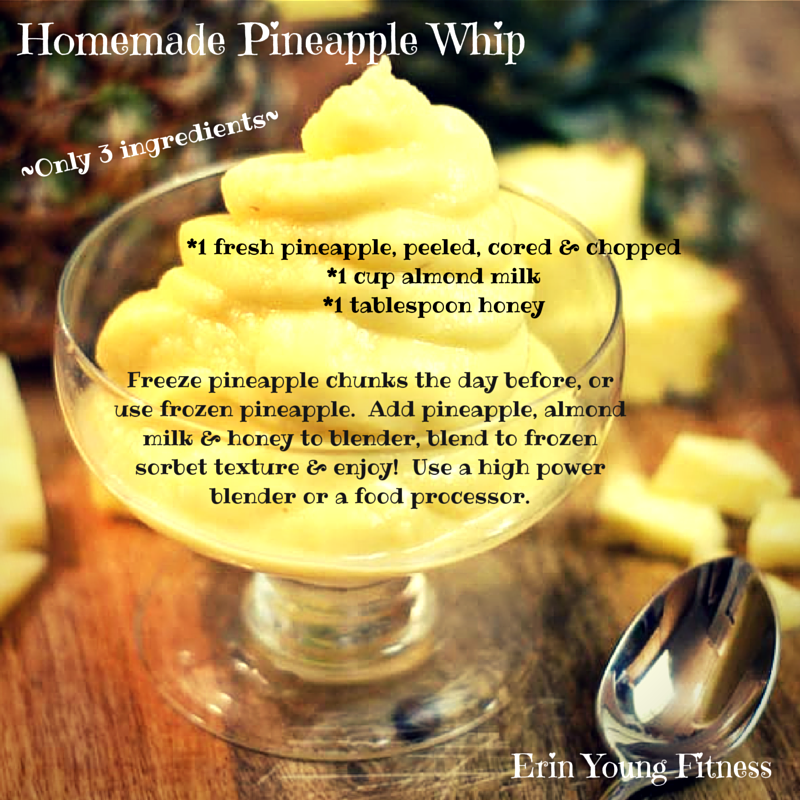 nutritional value of pineapple pdf