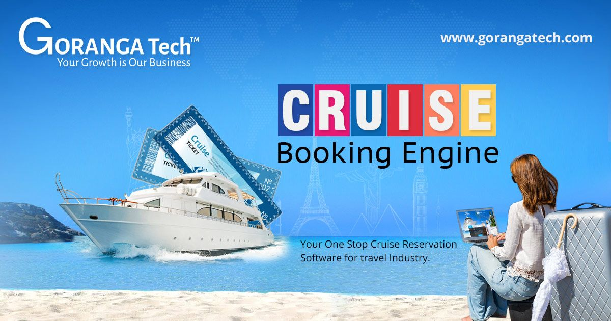 We are Travel Technology company  We develop Cruise Booking
