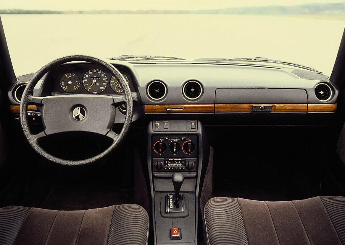 1980 Mercedes Benz W123 Interior With Images Mercedes Benz